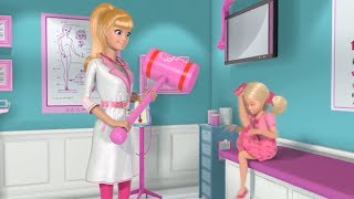 Princess Doctor Barbie
