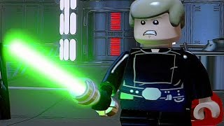 LEGO Star Wars The Force Awakens Movie All Cutscenes